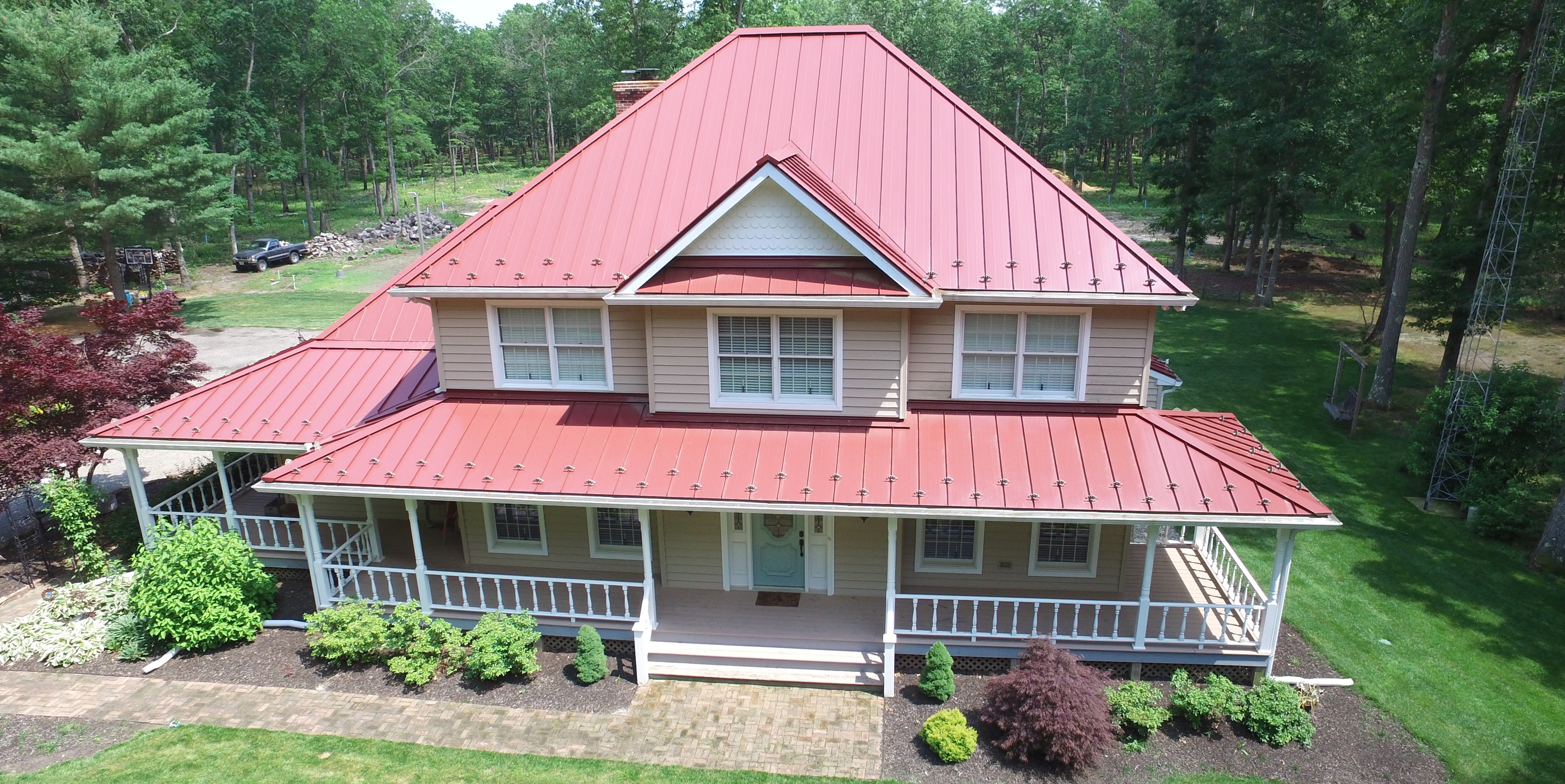 The Environmental Impacts Of Your New Metal Roof