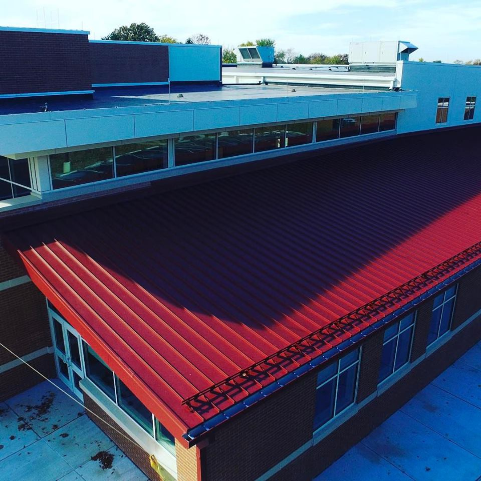 What To Consider For Your Commercial Metal Roof Project