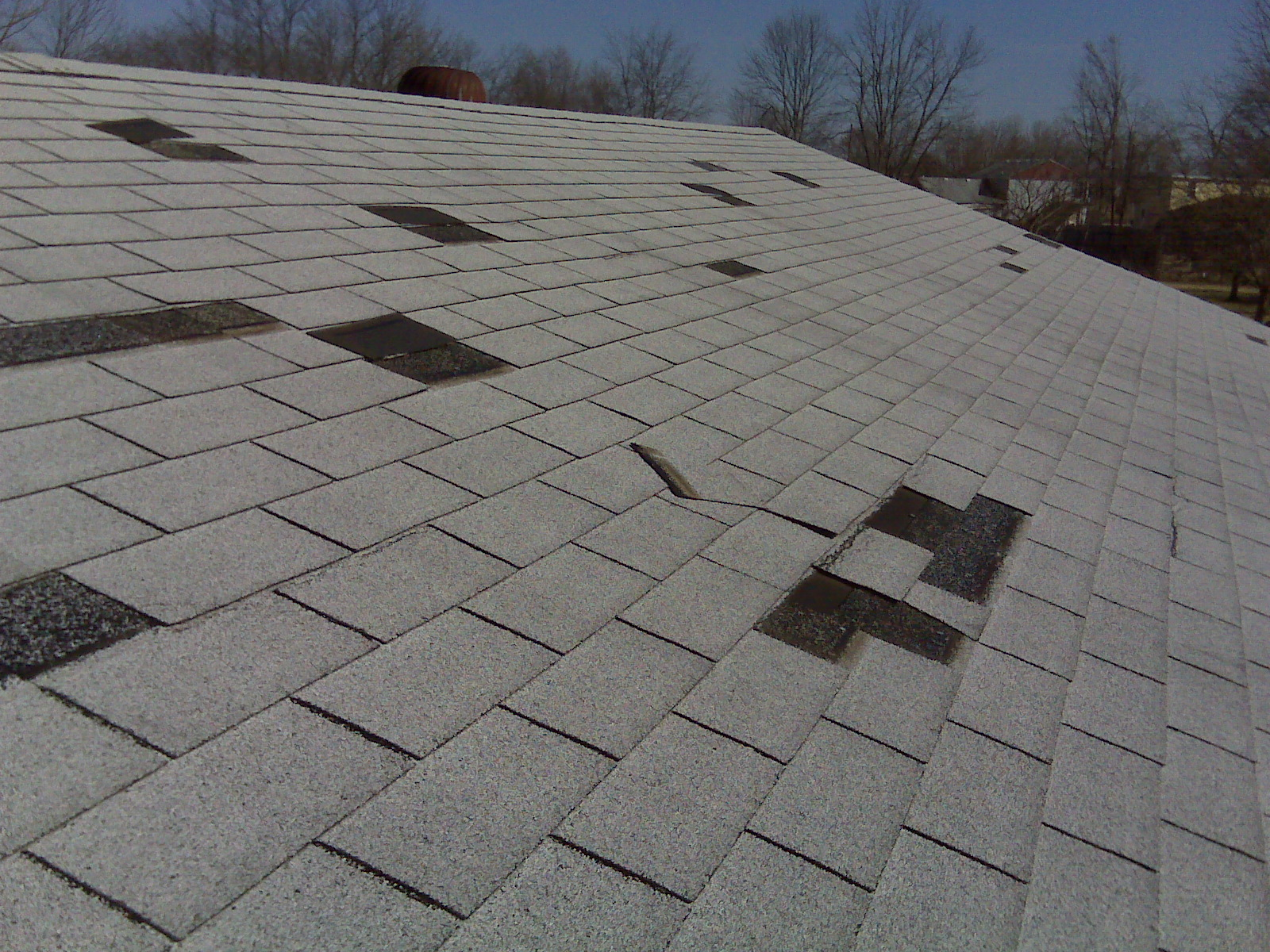 Chances Are You Need A Roof Inspection