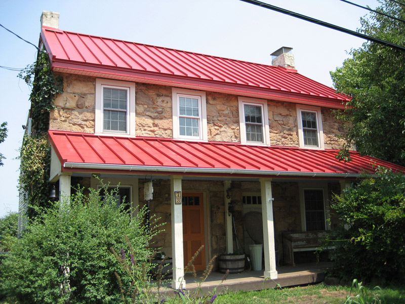 It's OK To Go Bold…With Your Roof Color?