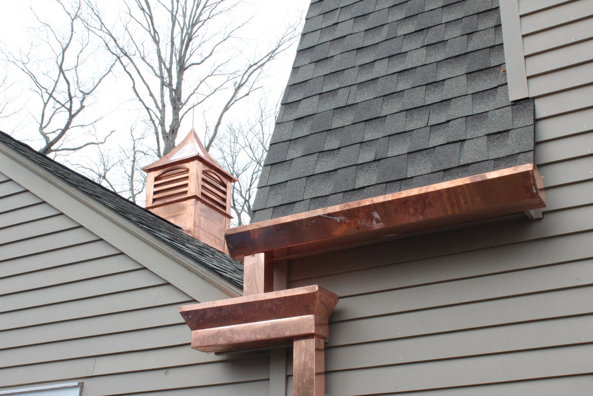 Custom Gutters By DYMI